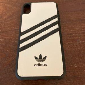 Adidas Iphone XS Max case